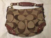 Coach Saddle Handbag