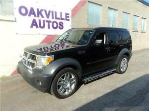 2007 Dodge Nitro SXT-4X4-CHROME WHEELS-CHROME SIDES STEPS