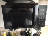 Daewoo Microwave for sale. Very good condition, gently used.