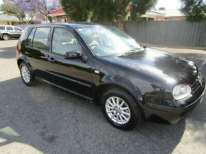 2002 Volkswagen Golf GL 5 Speed Manual Hatchback Clearview Port Adelaide Area Preview