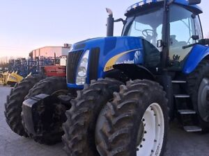 2007 New Holland TG305 Tractor London Ontario image 3
