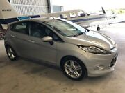 2011 Ford Fiesta WT Zetec Silver 5 Speed Manual Hatchback Applethorpe Southern Downs Preview