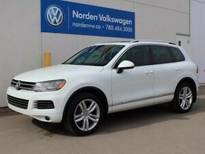 2012 Volkswagen Touareg 3.0 TDI Execline 4dr All-wheel Drive 4MO