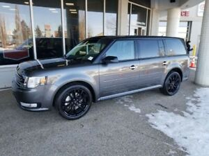 2018 Ford Flex SEL; 7PASS, LEATHER, NAV, SUNROOF, BLUETOOTH AND