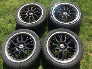 Hankook winter tires 225/45r17