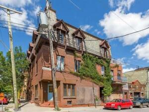 3 ½ condo Style Downtown & Plateau-Mont-Royal Feb or March