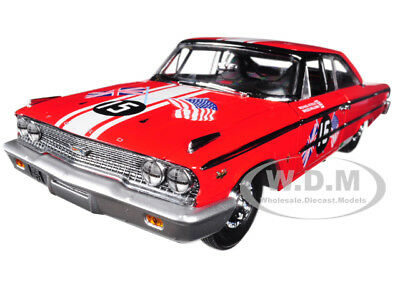 1963 FORD GALAXIE 500 XL #15 GOODWOOD REVIVAL 2011 ST.MARY'S 1/18 SUNSTAR 1472