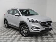 2015 Hyundai Tucson TL Active X (FWD) Platinum Silver 6 Speed Automatic Wagon Atwell Cockburn Area Preview