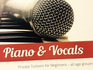 Piano and Singing Tutor Collaroy Manly Area Preview