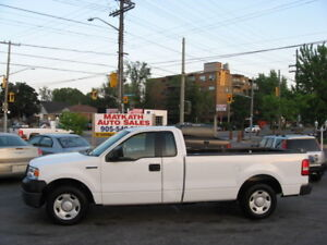 **2006 Ford F-150 Ext Cab 8' Boxl**  Certified & E-tested