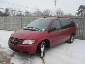 2006 DODGE GRAND CARAVAN|STOW&GO|AS TRADED
