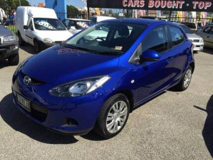 From only $40/wk on Finance* 2009 Mazda Mazda2 Hatchback Hughesdale Monash Area Preview
