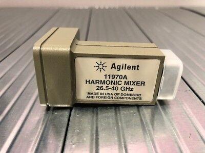 Agilent 11970a Harmonic Mixer 26.5-40 Ghz
