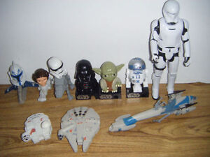 Star Wars Collectible Toys for sale