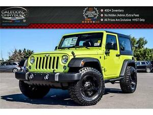 2016 Jeep Wrangler NEW Car Sport 4x4 Hard Top Bluetooth Alpine S