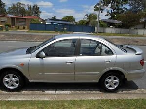 2003 Nissan Pulsar N16 Q Silver 5 Speed Manual Sedan Slacks Creek Logan Area Preview