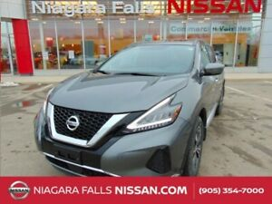 2019 Nissan Murano SV AWD | REMOTE START | PANORAMIC MOONROOF |