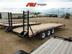 2017 8.5X24' DOW Stand Up Ramps