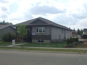 New 1236 sq ft 2 Bedroom In Camrose - With Sod and Fence