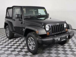 2013 Jeep Wrangler SPORT/SOFT TOP/AIR CONDITIONING/MANUAL