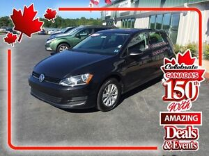 2017 Volkswagen Golf 1.8 TSI  SUMMER SALE!) NOW $19,950