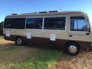 1995 Toyota Coaster Motorhome Rye Mornington Peninsula Preview