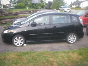 Selling Parts Off 2008 Mazda 5