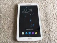 Samsung galaxy tab 3 8gb +32gb micro sd card