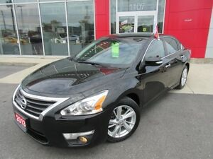 2013 NISSAN ALTIMA 2.5 SL LEATHER SUNROOF BOSE CAMERA H-SEATS AL