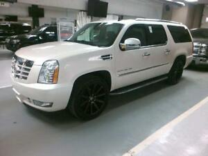 2013 CADILLAC ESCALADE ESV 111KM NAVIGATION CAMERA