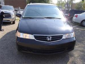 2003 Honda Odyssey EX-5dr EX w/Leather-Remote Controls.