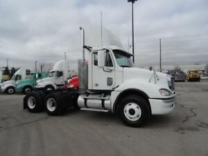 2008 Freightliner COLUMBIA Heavy Spec Daycab