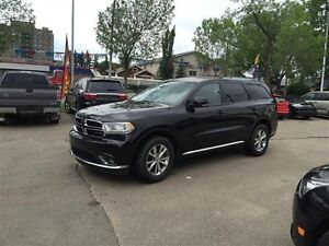 2014 Dodge Durango Limited-AWD-NAV-DVD-LEATHER