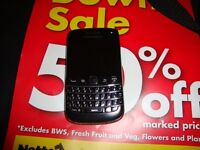 BlackBerry Bold 9790 - Black (Unlocked) Smartphone Mobile Phone