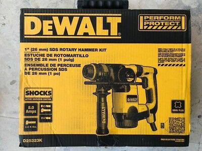 Dewalt D25323k - 1 26mm Sds Rotary Hammer Kit