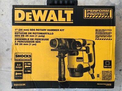 Dewalt D25323k - 1 26mm Sds Rotary Hammer Kit