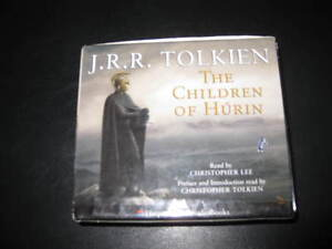 J.R.R. Tolkien The Children of Hurin box set London Ontario image 1