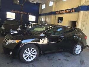 Toyota Venza  AWD 2011 PANORAMIC ROOF-BACKUP CAM-IMPÉCABLE!!