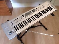 Korg Triton LE Music Workstation keyboard (61 keys, touch sensitive)