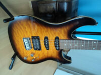 GUITARE PEAVEY  LIMITED SERIES
