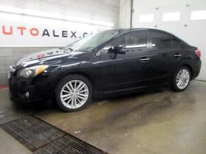 2014 Subaru Impreza AWD Limited NAVI CAMERA CUIR TOIT *39$/SEM*