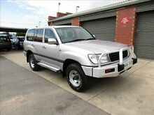 2001 Toyota Landcruiser HZJ105R GXL (4x4) 5 Speed Manual 4x4 Wagon Holden Hill Tea Tree Gully Area Preview