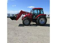 TYM 100 HP Perkins Full Load Tractor with Loader