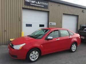 2008 Ford Focus SE automatique, air climatisé good,propre et A1