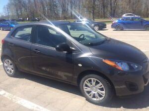 Mazda 2 - 2014 (17 000 km) 11 500$