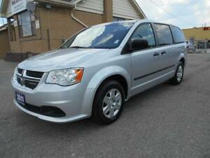 2011 DODGE Grand Caravan C/V Cargo Loaded 3.6L V6 ONLY 51,000KMs