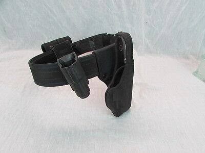 Bianchi Ammo Pouch Bianchi Accumold Holster Mase Holder Itw Nexus Mx-1 Belt