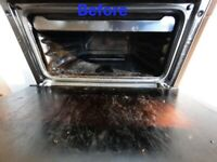 Oven Cleaning & Before/End Tenancy Cleaning