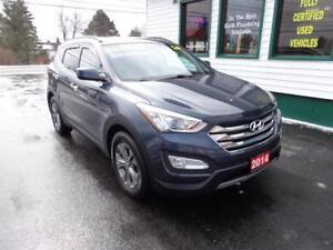 2014 Hyundai Santa Fe Sport Premium AWD only $172 bi-weekly!