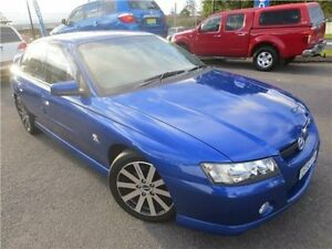 2005 Holden Commodore VZ SV6 Blue 5 Speed Sports Automatic Sedan Cardiff Lake Macquarie Area Preview